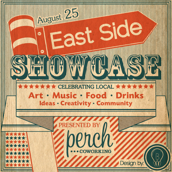 Perch showcase flyer