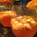 Photo: Peacherry Tropical White Sangria