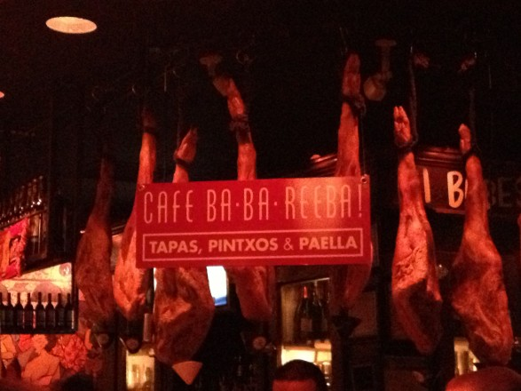 Cafe Ba-Ba-Reeba Tapas Lincoln Park Chicago