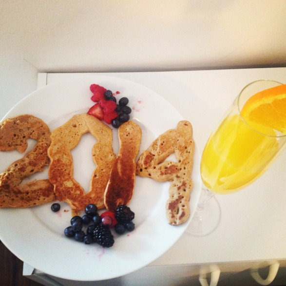 New Years Day Brunch Recipes Pancakes