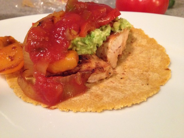 homemade chicken fajita marinade recipe